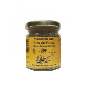 Moutarde aux noix du Poitou (100g)