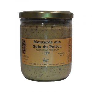 Moutarde aux noix du Poitou (400g)